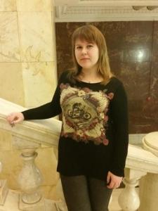 Кристина Алексеевна Лысковцева
