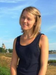 Антонина Николаевна Егорова