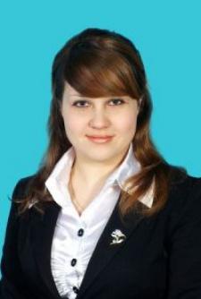Ольга Анатольевна Петрова