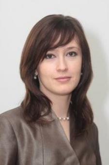 Настасья Александровна Скоробогатова