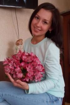 Евгения Олеговна Выдрина
