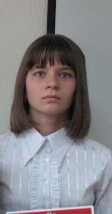 Дарья Вячеславовна Попова