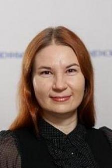 Наталья Георгиевна Муравьёва