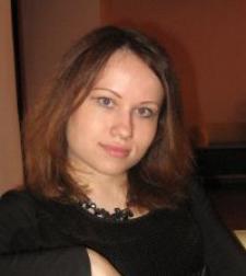 Александра Геннадьевна Суслова