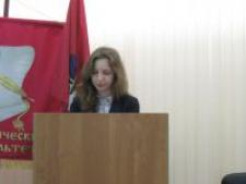 Анна Константиновна Чижова