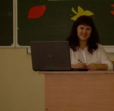 Надежда Юрьевна Комарова