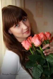 Мария Олеговна Самсонова