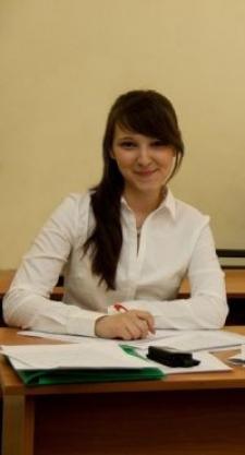 Анна Юрьевна Быстрова