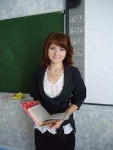 Юлия Сергеевна Дубовая