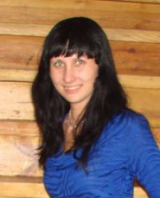 Оксана Геннадьевна Комарова