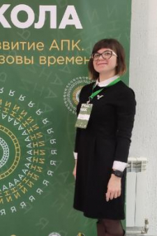 Дарья Владимировна Береза