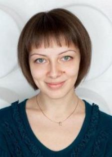 Полина Дмитриевна Захаренко