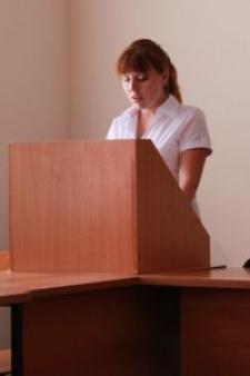 Елена Викторовна Ивашина