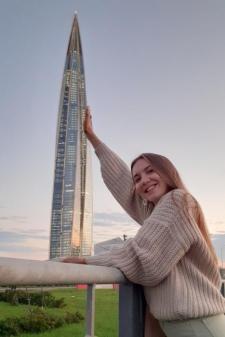 Алина Александровна Сапай