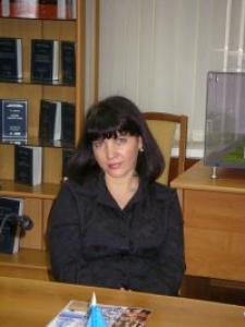 Елена Викторовна Ивонина
