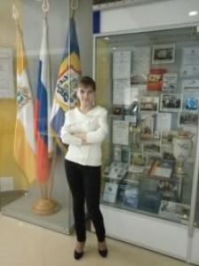 Анастасия Александровна Гнездюкова
