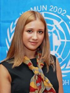 Юлия Александровна Сидорова
