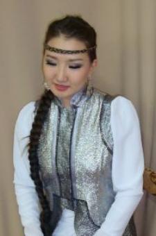 Сахая Ивановна Лебедева