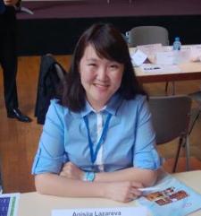 Анисия Кузьминична Лазарева
