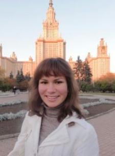Жанна Олеговна Домбровская