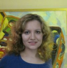 Дарья Александровна Иванова