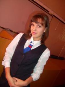 Юлия Александровна Верёвкина