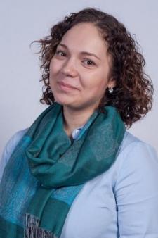 Фатима Габибулаховна Курбанова
