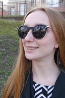 Анастасия Павловна Белоконь