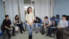 Жансулу Маратовна Бакбергенова
