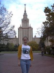 Ксения Александровна Глинкина