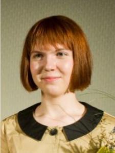 Мария Николаевна Чеснокова