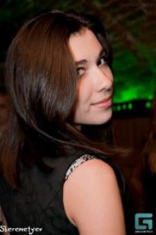 Дарья Эльдаровна Эйвазова