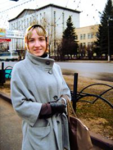Анна Леонидовна Козлова