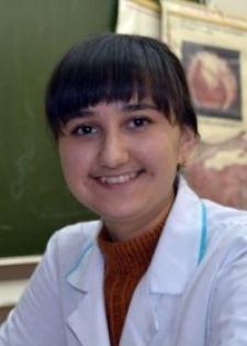 Светлана Римовна Мухаметова