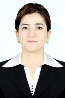 Шахноз Хикматовна Самиева