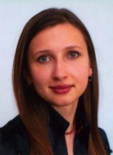 Инна Николаевна Очеретяная