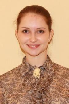 Анастасия Дмитриевна Олянич