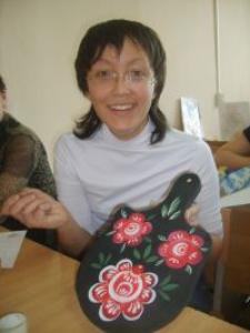 Виктория Ивановна Шадрина