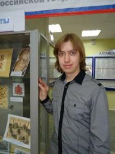 Алексей Валерьевич Ильин