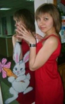 Анжелика Юрьевна Ткаченко