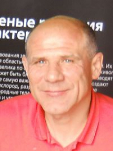Сергей Дмитриевич Перевозчиков
