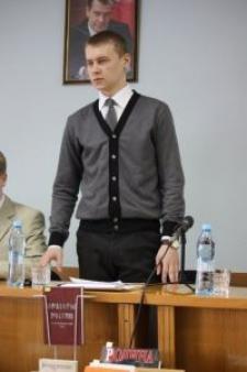 Максим Евгеньевич Шестаков