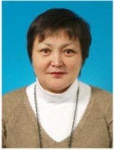 Галия Кабидолдаевна Кишибекова