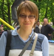 Yulia Victorovna Vladimirova