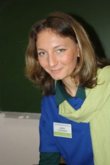 Алина Сергеевна Теплякова