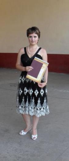Елена Сергеевна Толмачева