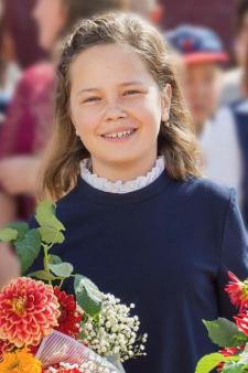 Арина Игоревна Барсукова