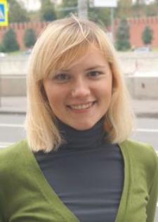 Екатерина Владимировна Сарычева