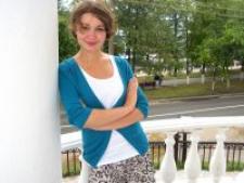 Светлана Николаевна Ушакова