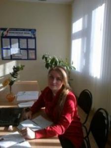Лена Викторовна Бурцева